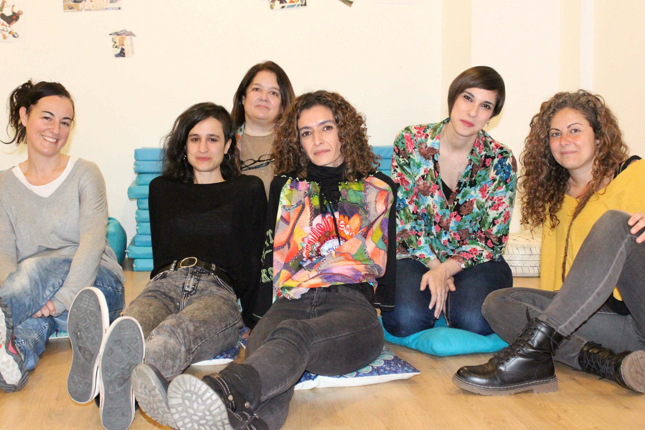 Equipo de mujeres en Mara Psicología&Arte